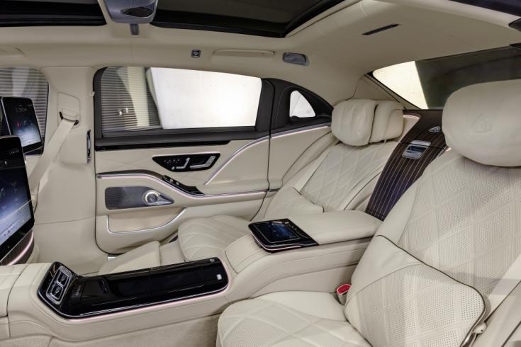 Mercedes-Maybach beltere